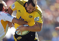 130216 Super Rugby Preseason - Hurricanes v Chiefs