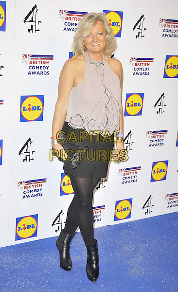 LONDON, ENGLAND - DECEMBER 16: Alice Beer attends the British Comedy Awards 2014, Fountain Studios, Wembley Park Drive, on Tuesday December 16, 2014 in London, England, UK. <br /> CAP/CAN<br /> &copy;CAN/Capital Pictures