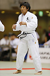 Nami Nabekura, September 14, 2014 - Judo : All Japan Junior Judo Championships Women's -63kg Final at Saitama Prefectural Budokan, Saitama, Japan. (Photo by Yusuke Nakanishi/AFLO SPORT) [1090]