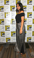 SAN DIEGO - July 22:  Frankie Adams at Comic-Con Saturday 2017 at the Comic-Con International Convention on July 22, 2017 in San Diego, CA