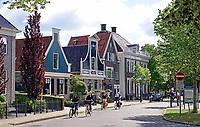 Nederland - Zaanstad  - 2020.  Straatbeeld Zaandijk.  Foto Berlinda van Dam / Hollandse Hoogte