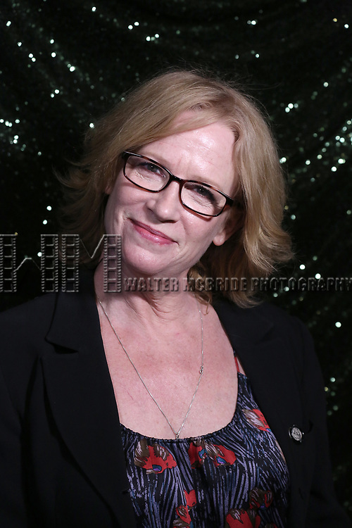 Johanna Day attends the 2017 Tony Awards Meet The Nominees Press Junket at the Sofitel Hotel on May 3, 2017 in New York City.