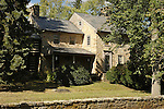 Historic stone farmhouse, Bucks County