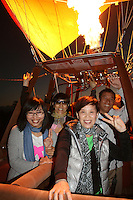 20120327 March 27 Hot Air Balloon Gold Coast