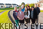 Residents of Iveragh Park in Killorglin are calling on Kerry Coutny Council to rectify a number of issues in their local estate. <br /> Front L-R Mary O'Sullivan, Geraldine O'Neill and Kathleen Bailey. <br /> Back L-R Cathriona and John Sheehan, Margaret Mangan and Teddy Ferris.