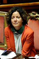 Paola Pisano<br /> Rome September 10th 2019. Senate. Discussion and Trust vote at the new Government. <br /> Foto  Samantha Zucchi Insidefoto