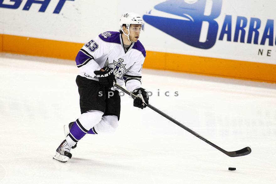 ALEC MARTINEZ of the Los Angeles Kings.