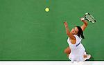 Tenis, FED CUP, world group B.Serbia Vs. Japan.Jelena Jnkovic Vs. Ayumi Morita.Jelena Jankovic.Beograd, 07.02.2009. .Photo: © Srdjan Stevanovic/Starsportphoto.com
