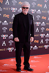 Pedro Almodovar attends to the Red Carpet of the Goya Awards 2017 at Madrid Marriott Auditorium Hotel in Madrid, Spain. February 04, 2017. (ALTERPHOTOS/BorjaB.Hojas)