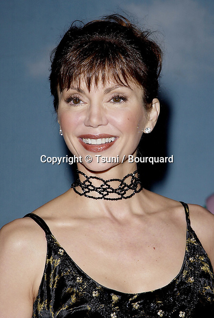 Oct 28, 2000; Los Angeles, CA, USA; <br /> The Carousel of Hope, a benefit for the Children's Diabetes Foundation was held at the Beverly Hilton, in Los Angeles<br /> Victoria Principal<br /> Principal.Victoria.10.JPG