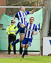 20/11/2010   Copyright  Pic : James Stewart.sct_jsp024_kilmarnock_v_rangers  .:: CONOR SAMMON CELEBRATES AFTER HE SCORES HIS SECOND ::.James Stewart Photography 19 Carronlea Drive, Falkirk. FK2 8DN      Vat Reg No. 607 6932 25.Telephone      : +44 (0)1324 570291 .Mobile              : +44 (0)7721 416997.E-mail  :  jim@jspa.co.uk.If you require further information then contact Jim Stewart on any of the numbers above.........