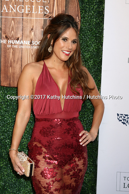 LOS ANGELES - APR 22:  Bonnie-Jill Laflin at the 2017 The Humane Society Gala at Parmount Studios on April 22, 2017 in Los Angeles, CA