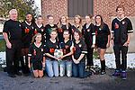 11 CHS Girls Soccer JV Team