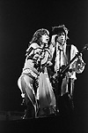 Rolling Stones 1976 Mick Jagger & Keith Richards