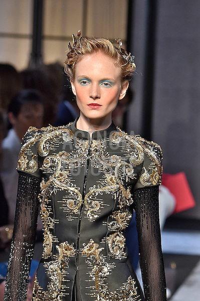 Schiaparelli<br /> Paris Haute Couture Fall Winter 2015 - July 2015