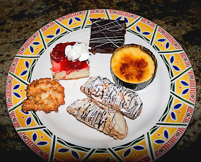 Desserts, Paris Buffet, Las Vegas, Nevada