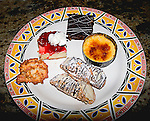 Desserts, Paris Buffet, Las Vegas, Nevada