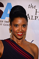 NEW YORK, NY - OCTOBER 23: Actress Renee Goldsberry attends the Harlem School of the Arts 2017 Gala Masquerade Ball at the Plaza hotel on Monday, October 23, 2017  in New York. Credit: Raymond Hagans/MediaPunch /NortePhoto.com