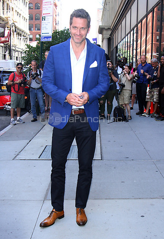 NEW YORK, NY - JUNE 27: Peter Hermann at AOL Build in New York City on June 27, 2017. Credit: RW/MediaPunch