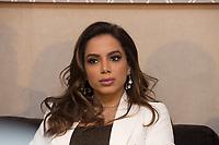 SAO PAULO, SP, 06.08.2018 - COLETIVA DE IMPRENSA - <br /> A cantora Anitta lan&ccedil;a a Promo&ccedil;&atilde;o &quot;Girou, Ligou Ganhou&quot; da marca Renault em conjunto com o Mc Donalds na manh&atilde; desta segunda-feira, 06 do Hotel Thivoli Monfarrej, na regi&atilde;o dos Jardins, em S&atilde;o Paulo . (Foto: Ci&ccedil;a Neder/Brazil Photo Press / FolhaPress)