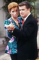 #KathyLeeGifford #RegisPhilbin 1986<br /> Photo By Adam Scull/PHOTOlink.net