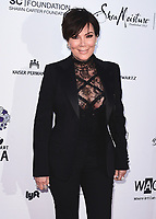 LOS ANGELES - APRIL 29:  Kris Jenner at the inaugural Wearable Art Gala hosted by Richard Lawson and Tina Knowles Lawson at the California African American Museum (CAAM) on April 29, 2017 in Los Angeles, California. (Photo by Scott Kirkland/PictureGroup)