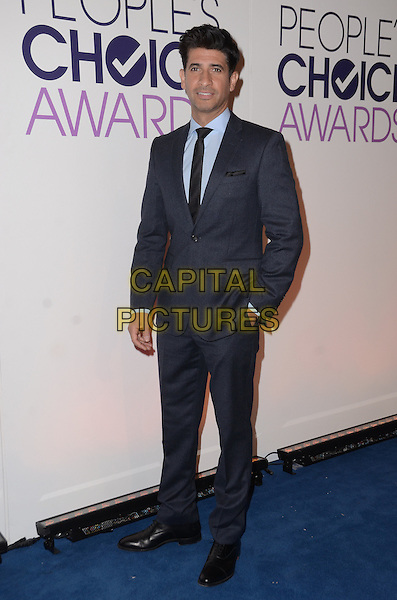 03 November - Beverly Hills, Ca - Raza Jaffrey. People's Choice Awards 2016 Nomination Press Conference held at The Paley Center for Media. <br /> CAP/ADM/BT<br /> &copy;BT/ADM/Capital Pictures
