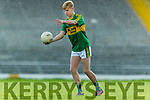 Gearoid Fennessy on the Kerry Minor Football panel.