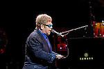 Elton John in concert.July 20, 2015. (ALTERPHOTOS/Acero)