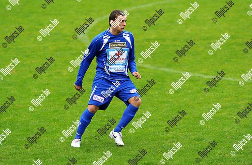 2011-07-16 / Voetbal / seizoen 2011-2012 / KV Turnhout / Jason Donkers..Foto: mpics