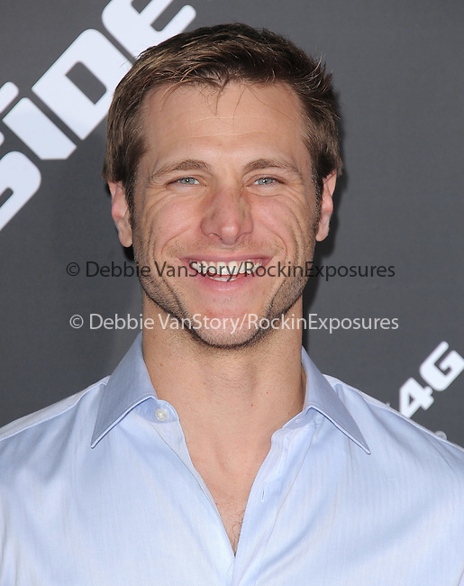 Jake Pavelka at The T-Mobile Sidekick 4G Launch Party held at a private lot in Beverly Hills, California on April 20,2011                                                                               © 2010 Hollywood Press Agency