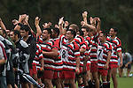 Mens 3rd & 4th playoff between Counties Manukau & North Harbour. Counties Manukau won. 20th Northern Redion Maori Rugby Tournament held at Ardmore Marist Rugby Football Club, Feb 29th - 1st Mar, 2008