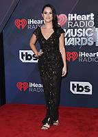 11 March 2018 - Inglewood, California - Donna Farizan. 2018 iHeart Radio Awards held at The Forum. <br /> CAP/ADM/BT<br /> &copy;BT/ADM/Capital Pictures