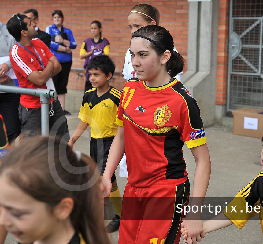 Belgium - Poland : Noemie Gelders<br /> foto David Catry / nikonpro.be
