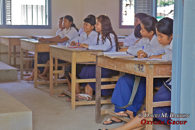 Students In Class, Lincoln-Sudbury Memorial School