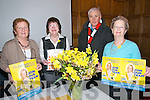 Daffodill Day: Pictured to announce Daffodil day in Listowel on Friday 22nd March at the Listowel Arms Hotel were Noreen Queally, Mary Caplice, Batt O'Keeffe & Mary Scully.