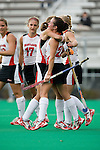 09 November 2008: Maryland Terrapins Field Hockey in a 4-3 win over the Wake Forest Demon Deacons for the ACC championship at Duke University.