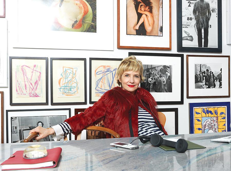 Lori Goldstein, Stylist.