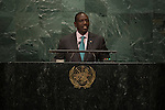 Address by Kenya, H.E. Mr. William Ruto<br /> Vice-President<br /> <br /> General Assembly Seventy-first session 10th plenary meeting<br /> General Debate