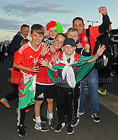 Monday 9th Oct 2017 - Wales v Republic of Ireland Group D World Cup Qualifier football at Cardiff City Stadium. <br /> <br /> <br /> Jeff Thomas Photography<br /> www.jaypics.photoshelter.com<br /> e-mail swansea1001@hotmail.co.uk<br /> Mob: 07837 386244