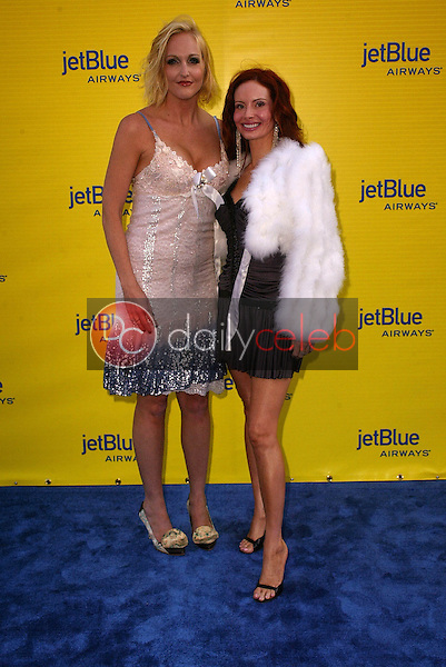 Meghan Fabulous and Phoebe Price<br />