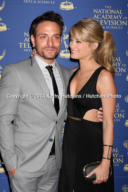 LOS ANGELES - JUN 20:  Kim Matula at the 2014 Creative Daytime Emmy Awards at the The Westin Bonaventure on June 20, 2014 in Los Angeles, CA