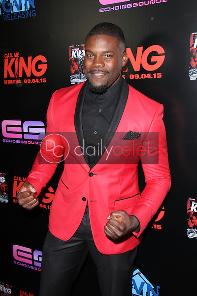 """Amin Joseph<br /> at the """"Call Me King"""" Screening, Downtown Independent, Los Angeles, CA 08-17-15<br /> David Edwards/Dailyceleb.com 818-249-4998"""