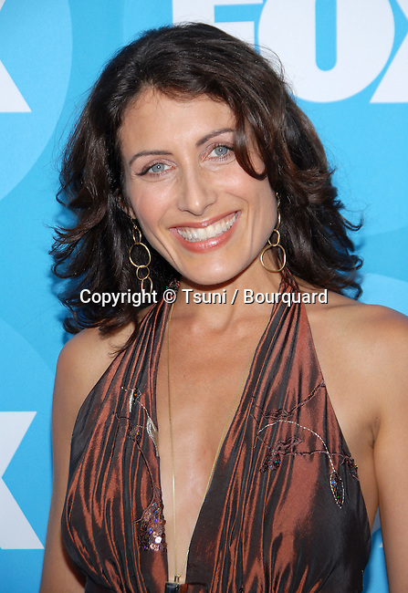 Lisa Edelstein arriving at the FOX tca Summer party at the Ritz Carlton In Los Angeles. July 25, 2006.<br /> <br /> eye contact<br /> headshot<br /> smile