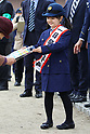 "Japanese kid becomes ""one-day chief"" of Osaka police station"