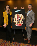 "Kristy Fuller and Andrew Black attends the BroadwayHD's ""42nd Street"" Screening at the AMC Empire 25 Theatres on April 16, 2019 in New York City."