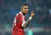 FUSSBALL   CHAMPIONS LEAGUE   SAISON 2011/2012     23.11.2011 AC Mailand - FC Barcelona Kevin Prince Boateng (AC Mailand)