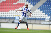 VOETBAL: HEERENVEEN: Abe Lenstra Stadion, 01-07-2013, Fotopersdag SC Heerenveen, Eredivisie seizoen 2013/2014, Michael Chacon, © Martin de Jong