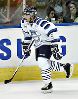 QMJHL (LHJMQ) Chicoutimi Sagueneens  #05 - Sebastien Rioux