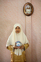 34 year old Tuwae Timoh Masae grieves over her murdered husband, Gayo Masae, who was shot on the steps of his mosque in Talok Ao village, Pattani. The insurgency in Southern Thailand began as a conflict between the Malay muslim population and central government, but now the boundaries have become blurred and various guerilla groups have become involved. No-one seems certain as to who is fighting who. As of March 2008, the insurgency had claimed as many as 3,000 lives.